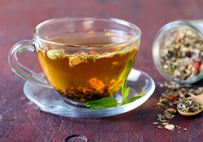 Cách sử dụng trà thảo mộc