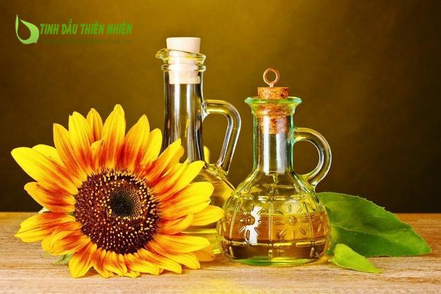 Các lưu ý khi sử dụng tinh dầu hoa hướng dương