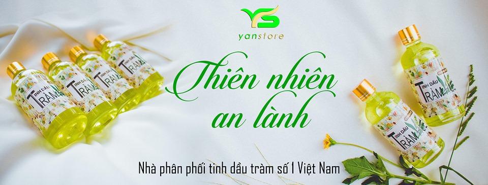 Yanstore - Địa chỉ bán tinh dầu tràm nguyên chất, uy tín số 1 Việt Nam